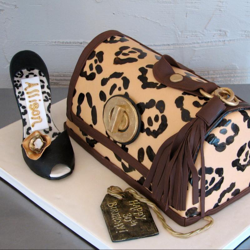 Inspiración XI: Bolsos con print de leopardo | La Muffinerie