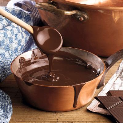 SalsaChocolate