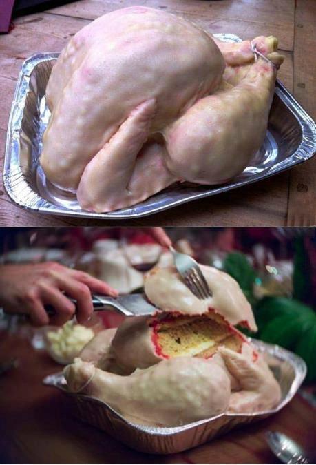 ChickenCake