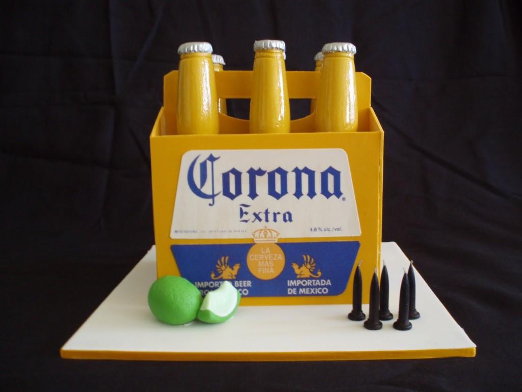 corona 6 packCake