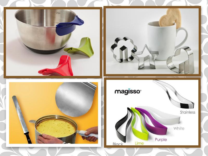 Pr ctico material de cocina la muffinerie - Material de cocina ...