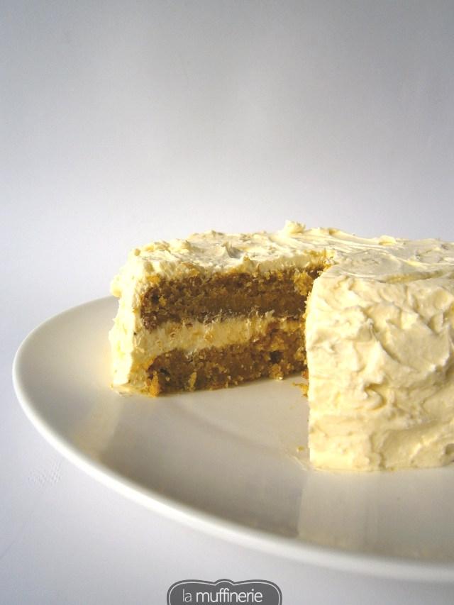 Tarta de Calabaza con aroma de spéculoos-La Muffinerie.com