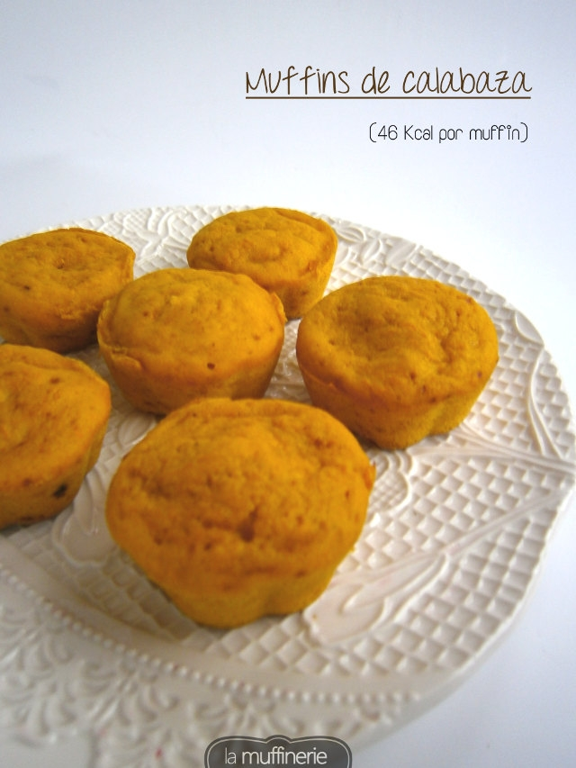 Muffin de calabaza-LaMuffinerie.com