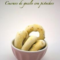 Cuernos de gacela con pistachos- La Muffinerie.com