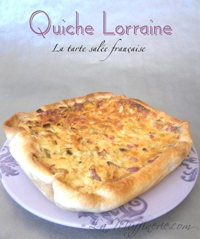 Quiche Lorraine-LaMuffinerie-com