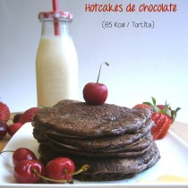 Hotcakes Chocolate Light-La Muffinerie.com