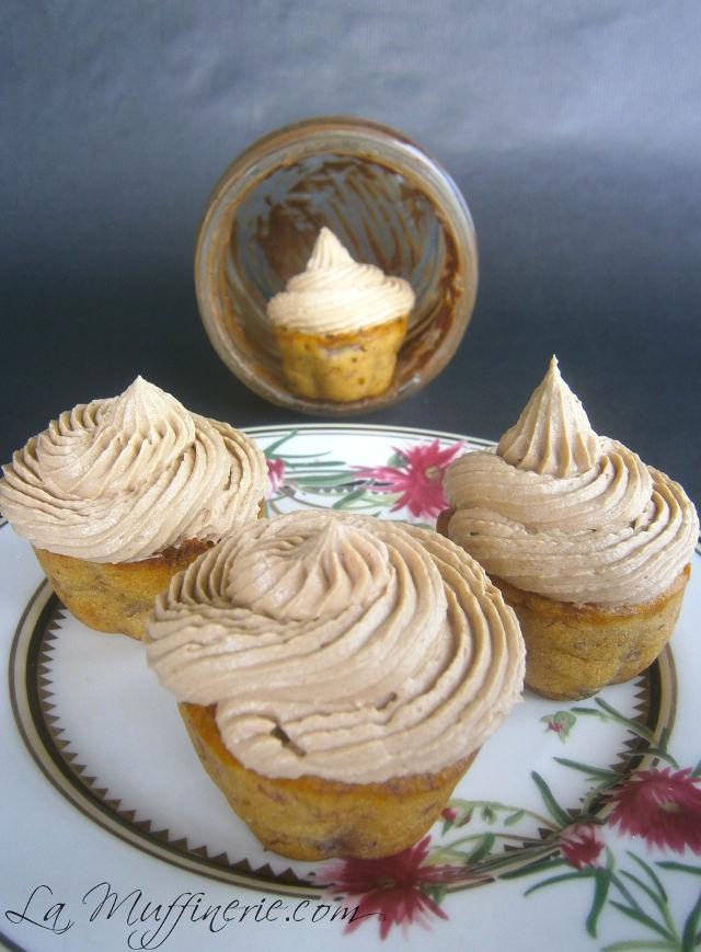 CupcakeVeganoPlátano_LaMuffinerie_com