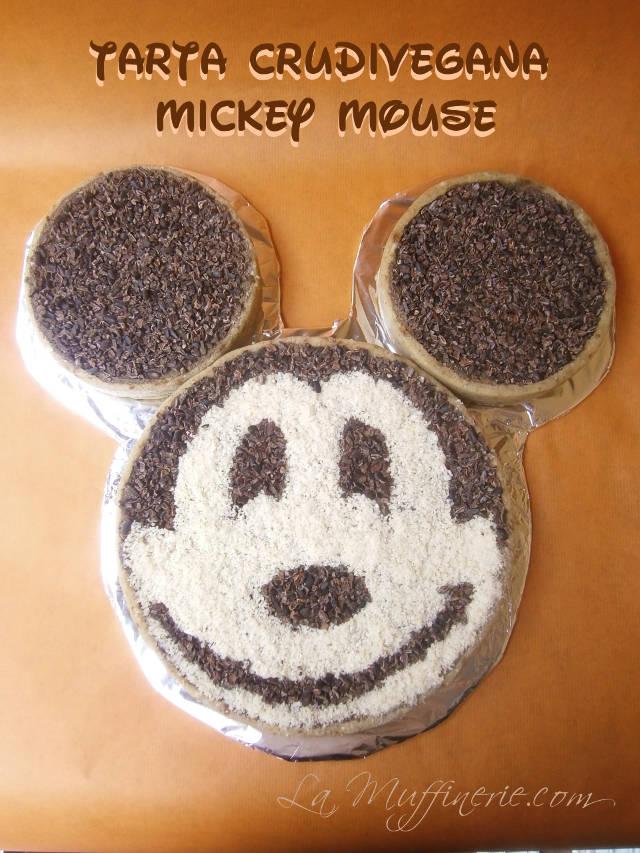 Tarta-Crudivegana-Mickey-Mouse-LaMuffinerie-com