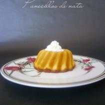 Panecillos de nata-La Muffinerie.com