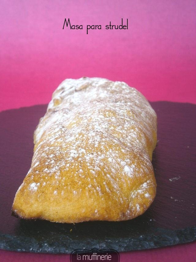 Masa para Strudel-La Muffinerie.com