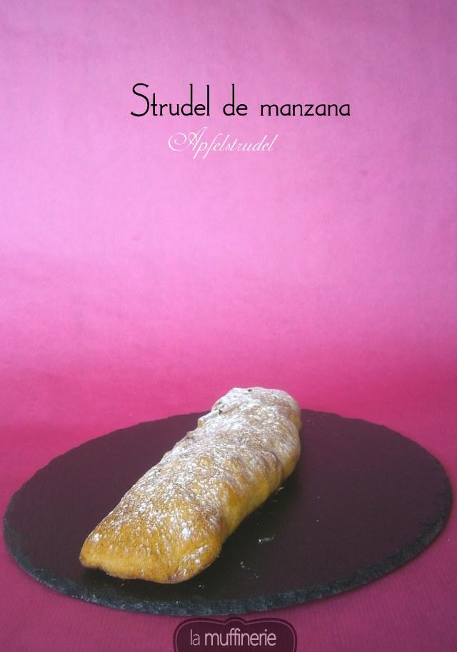 Strudel de Manzana-ApfelStrudel-La Muffinerie.com