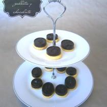Camafeos de galleta y chocolate- La Muffinerie.com