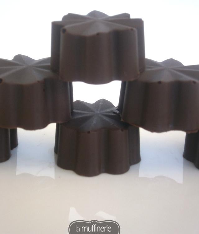Bombones de praliné-La Muffinerie.com