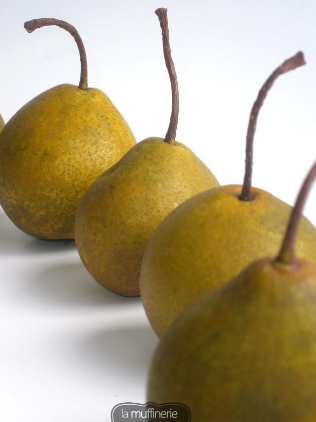 Tarta de peras Bourdaloue-LaMuffinerie.com