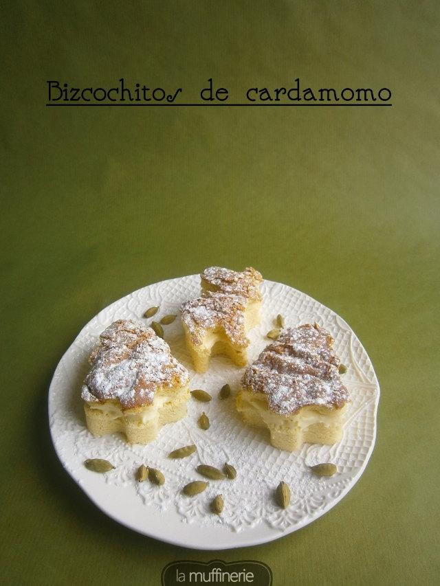 Tarta de Cardamomo-La Muffinerie.com