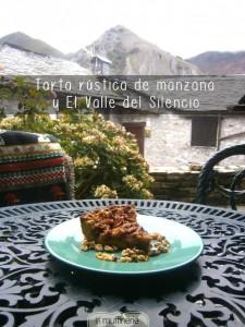 Tarta rústica de manzana- La Muffinerie.com